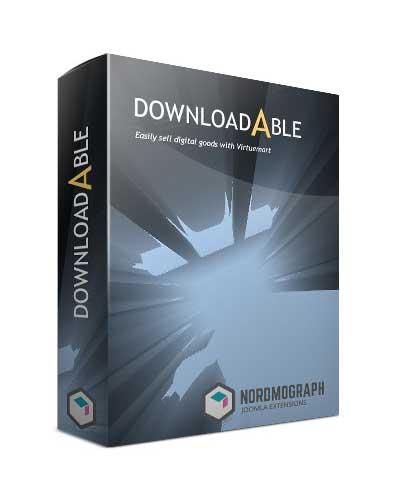 افزونه فروش فایل در ویرچومارت (فارسی) VM Downloadable Goods Component for Virtuemart
